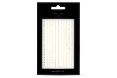 Jolifin LAVENI XL Sticker - Stripes Kette gold