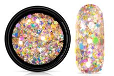 Jolifin LAVENI Festival Glitter - pastell dream