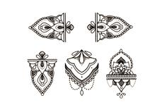 Jolifin Flora Tattoo - Nr. 41
