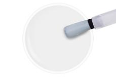 Jolifin LAVENI Shellac - Top-Coat super matt ohne Schwitzschicht milky white 12ml