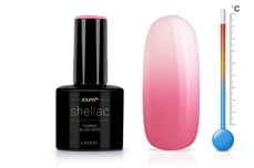 Jolifin LAVENI Shellac - Thermo blush-rosé 12ml