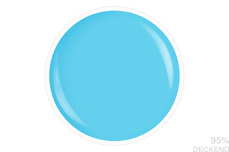 Jolifin LAVENI Shellac - blue atoll 12ml