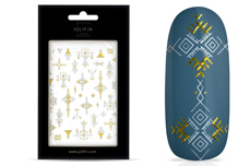 Jolifin LAVENI XL Sticker - Gold 12