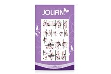 Jolifin Trend Tattoo Rosé-Gold - Nr. 13