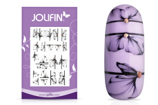 Jolifin Trend Tattoo Rosé-Gold - Nr. 14