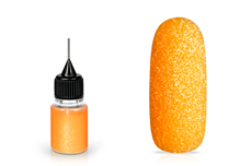 Jolifin LAVENI Diamond Dust - sugar neon-orange