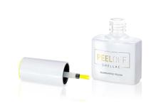 Jolifin LAVENI Shellac PeelOff - illuminating yellow 12ml