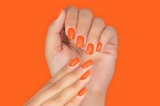 Jolifin LAVENI Shellac PeelOff - orange 12ml