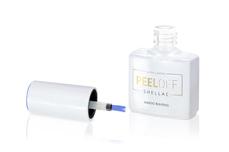 Jolifin LAVENI Shellac PeelOff - indigo bunting 12ml