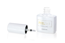 Jolifin LAVENI Shellac PeelOff - ultimate gray 12ml