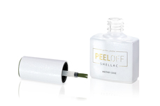 Jolifin LAVENI Shellac PeelOff - military olive 12ml