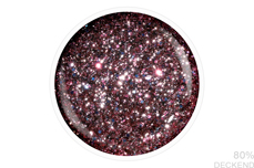 Jolifin LAVENI Shellac - sparkling rosé-gold 12ml