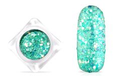 Jolifin Candy Glitter - pastell-mint