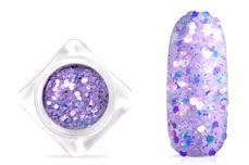 Jolifin Candy Glitter - pastell-lavender