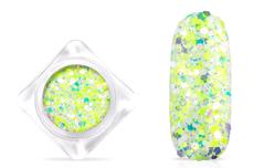 Jolifin Candy Glitter - neon-yellow