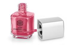 Jolifin Stamping-Lack - red blush 12ml