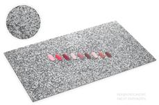 Jolifin Präsentationsunterlage - silver Glitter