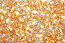 Jolifin Fabulous Glitter - orange