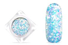 Jolifin Fabulous Glitter - white