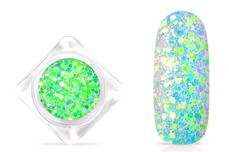 Jolifin Neon Mermaid Glitter - green