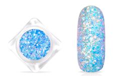 Jolifin Neon Mermaid Glitter - blue
