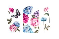 Jolifin LAVENI 3D Tattoo Wrap - Nr. 31