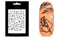 Jolifin LAVENI XL Sticker - Black 8