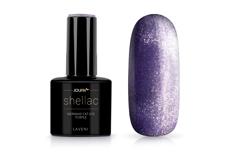 Jolifin LAVENI Shellac - Mermaid Cat-Eye purple 12ml