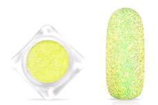Jolifin Glitterpuder - neon-yellow
