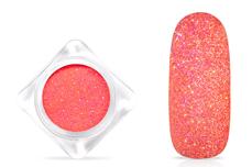 Jolifin Glitterpuder - neon-peach