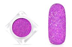 Jolifin Glitterpuder - neon-purple