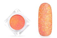 Jolifin Glitterpuder - peach sorbet