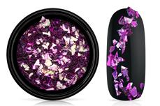 Jolifin LAVENI Foil Flakes - chameleon lavender