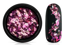 Jolifin LAVENI Foil Flakes - chameleon pink