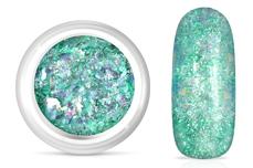 Jolifin Pigment & Flakes Glitter - mint