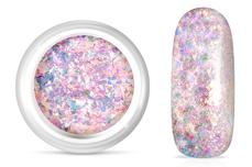 Jolifin Pigment & Flakes Glitter - rosy