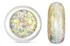 Jolifin Pigment & Flakes Glitter - gold