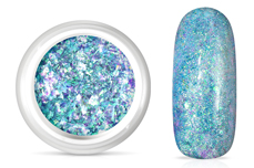 Jolifin Pigment & Flakes Glitter - blue