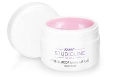Jolifin Studioline Refill - Thixotrop Make-Up Gel milky rosé 250ml