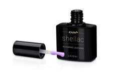 Jolifin LAVENI Shellac - blooming lavender 12ml