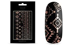 Jolifin LAVENI XL Sticker - rosé-gold Nr. 6