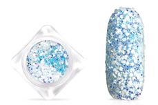 Jolifin Candy Glitter - pastell-babyblue