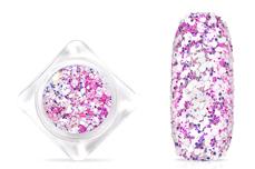 Jolifin Candy Glitter - pastell-magenta
