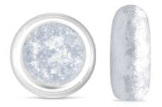 Jolifin Soft Opal Flakes - white pearl