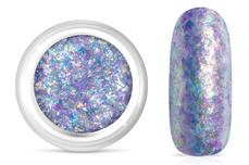 Jolifin Soft Opal Flakes - purple mermaid