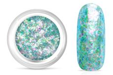 Jolifin Soft Opal Flakes - blue mermaid