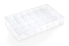 Jolifin Aufbewahrungsbox XL - 24 verstellbare Fächer
