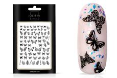 Jolifin LAVENI XL Sticker - Black 14