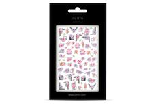 Jolifin LAVENI XL Sticker - Flowers 15