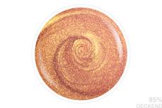 Jolifin LAVENI Shellac - apricot shimmer 12ml